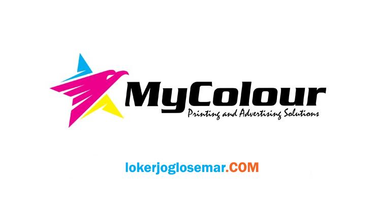 Lowongan Kerja Solo Terbaru CV My Colour Sejahtera Advertindo