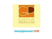 Lowongan Kerja Sukoharjo September 2020 Griya Production