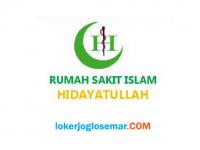 Loker November 2020 RSI Hidayatullah Yogyakarta