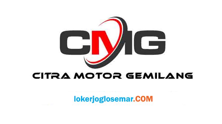 Loker Semarang Lulusan D3/S1 CV Citra Motor Gemilang