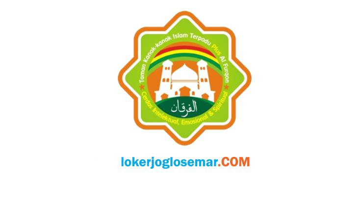 Loker Solo KBIT - TKIT Plus Al Furqon Guru/Ustadzah
