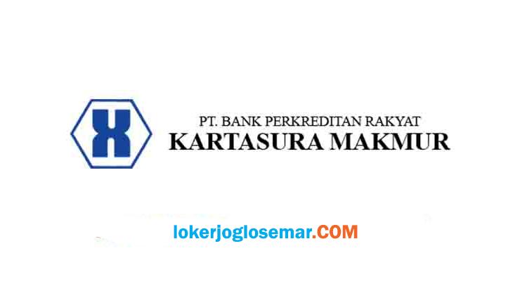 Loker Sukoharjo Lulusan D3 BPR Kartasura Makmur