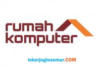 Lowongan Kerja Oktober 2020 Rumah Komputer Yogyakarta