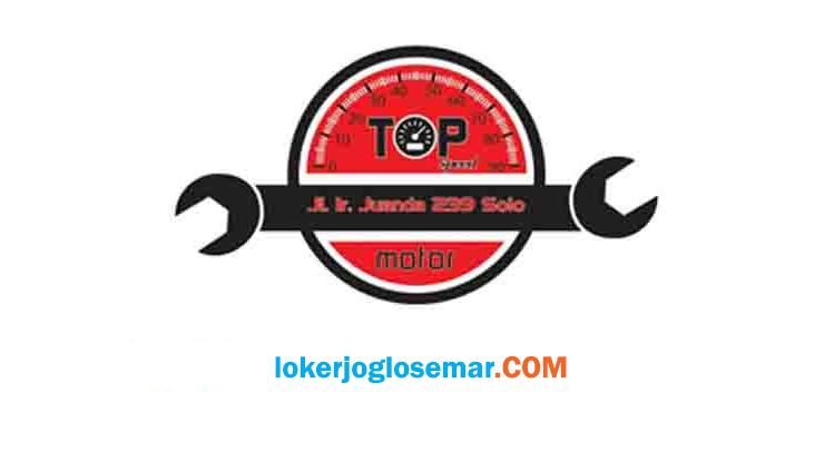 Lowongan Kerja Solo Oktober 2020 Top Speed Motor