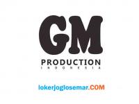 Lowongan Kerja Sleman Lulusan SMA/SMK GM Production
