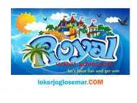 Lowongan Kerja Solo Lulusan SMA/SMK Royal Water Adventure