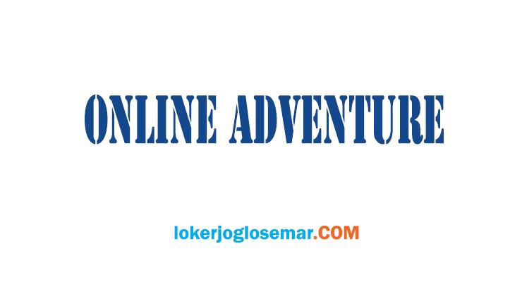 Lowongan Kerja Solo Oktober 2020 Online Adventure