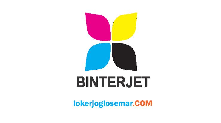 Lowongan Kerja Solo Raya PT Binter Jet Indonesia