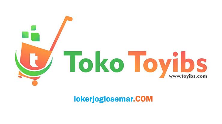Lowongan Kerja Sukoharjo Lulusan SMA/SMK Toko Toyibs