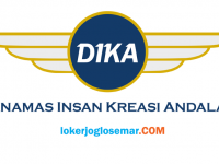 Walk In Interview PT Danamas Insan Kreasi Andalan Solo Allowance 3 Juta per Bulan