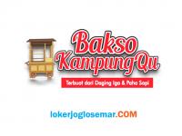 Loker Jabodetabek Jogja dan Luar Jawa Bakso KampungQu