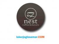 Loker Jogja Lulusan SMA/SMK Nest Coffee and Donuts