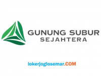 Loker Karanganyar Lulusan D3 PT Gunung Subur Sejahtera