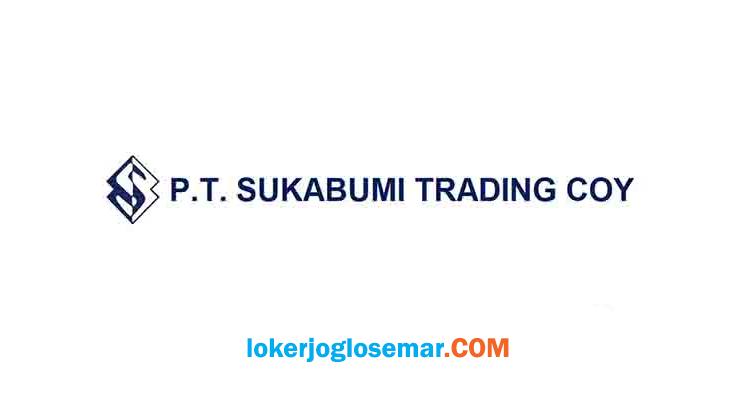 Loker Solo Semarang Jogja dan Sekitarnya Sales Executive PT Sukabumi Trading Coy