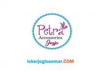 Lowongan Kerja Jogja Assistant Manager Petra Accessories