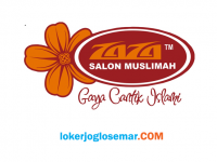 Lowongan Kerja Kudus Terbaru ZAZA Salon Muslimah