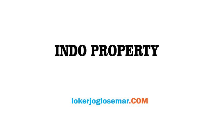 Lowongan Kerja November 2020 Indo Property Solo