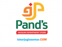 Lowongan Kerja November 2020 Pand's Muslim Department Store Yogyakarta