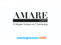 Lowongan Kerja Semarang November 2020 Amare Cafe