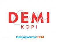Lowongan Kerja Semarang Terbaru November 2020 Demi Cinta Kopi