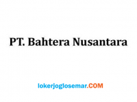 Lowongan Kerja Semarang dan Sekitarnya Salesman Motorist PT Bahtera Nusantara