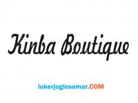 Lowongan Kerja Solo Digital Marketing Kinba Boutique