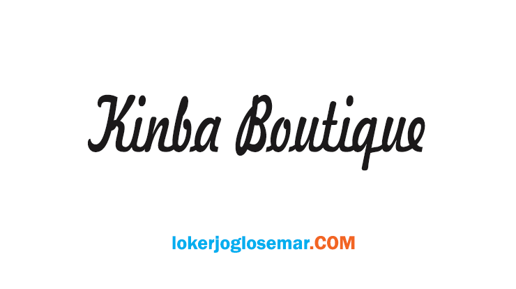 Lowongan Kerja Solo Digital Marketing Kinba Boutique