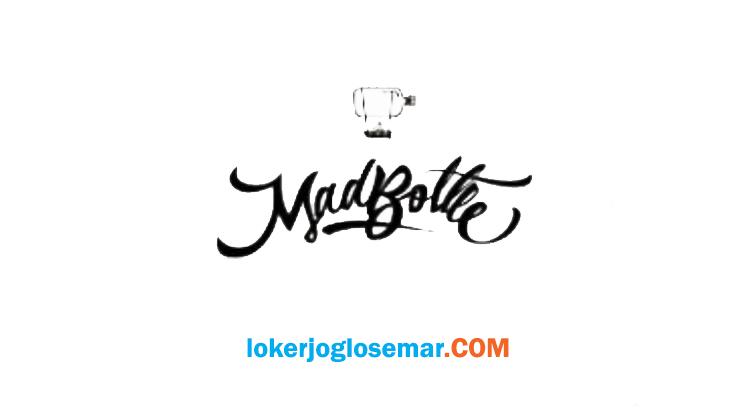 Lowongan Kerja Solo November 2020 MadBottle Coffee
