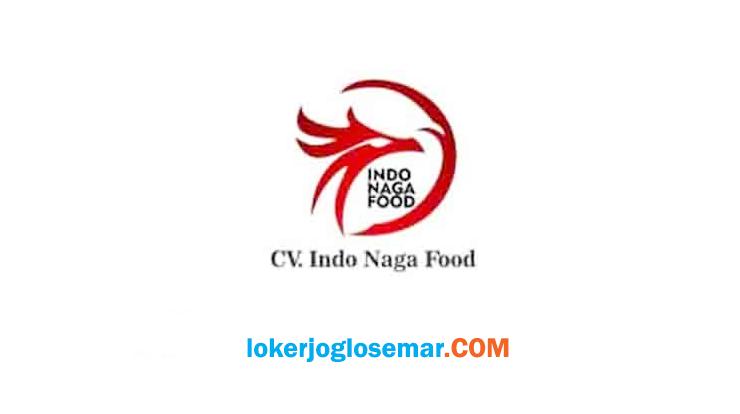 Lowongan Kerja Sukoharjo November 2020 CV Indo Naga Food