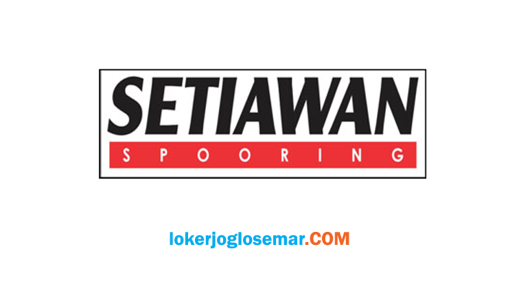 Lowongan Technical Trainer Lulusan SMK Setiawan Spooring Jogja
