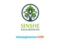 Lowongan Kerja Terbaru Lulusan SMK/D1/D3 Sinshe Kalilarangan Solo