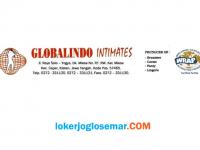 Loker Bulan Desember 2020 di PT Globalindo Intimates Klaten