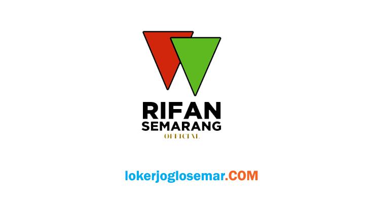 Loker Bulan Desember 2020 di PT Rifan Financindo Semarang