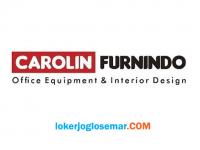 Loker Jogja Marketing di CV Carolin Furnindo