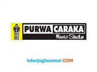 Loker Purwacaraka Music Studio Solo Januari 2021