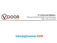 Loker Semarang dan Kendal Terbaru PT Vigor Jaya Perkasa