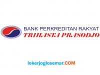 Loker Solo Raya Lulusan D3 di BPR Trihasta Prasodjo