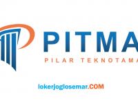 Loker Terbaru Januari 2021 di PT Pilar Teknotama Yogyakarta