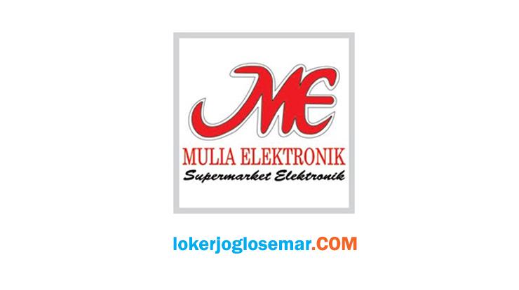 Loker Admin Gudang Mulia Elektronik Solo Loker Jogja Solo Semarang Januari 2021