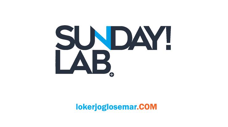 Lowongan Kerja Part Time Graphic Designer Di Sunday Lab Jogja Loker Jogja Solo Semarang Januari 2021