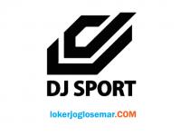 Lowongan Kerja Graphic Designer di DJSport Solo