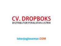 Lowongan Kerja Sales Area Madiun di CV Dropboks