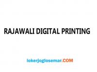 Lowongan Kerja Solo Lulusan SMA SMK di Rajawali Digital Printing