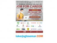 Webinar Online Job Fair 2021 Online Via Zoom Bersama Job For Career Semarang