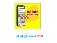 Lowongan Kerja Bantul Admin Online Shop di Dani Craft
