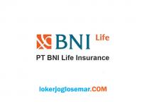 Lowongan Kerja Jogja Agency Sales Manager di PT BNI Life Insurance