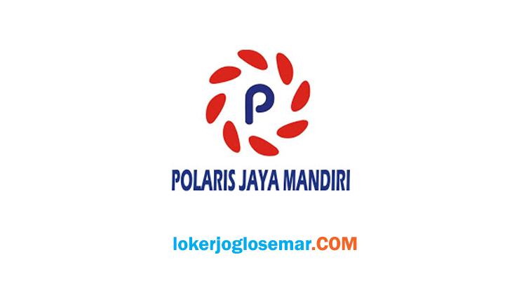 Lowongan Kerja Sukoharjo di CV Polaris Jaya Mandiri Lulusan D3 - Loker Jogja Solo Semarang Mei 2021
