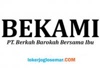 Info Loker Jogja PT Berkah Barokah Bersama Ibu BEKAMI