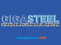 Loker Sleman Content Creator dan Sales Marketing di Giga Steel
