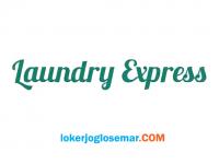Loker Solo Staff Produksi di Laundry Express